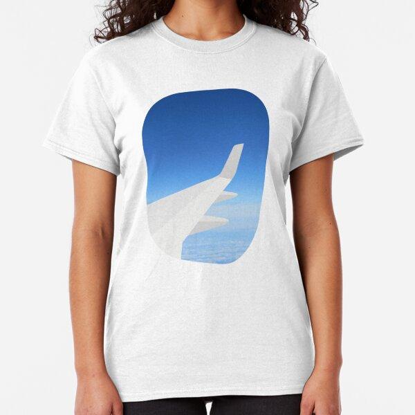 Plane Window Classic T-Shirt