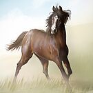 Horsey by DinobotTees