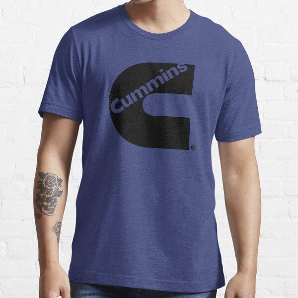 Cummins Truck Logo Black Essential T-Shirt