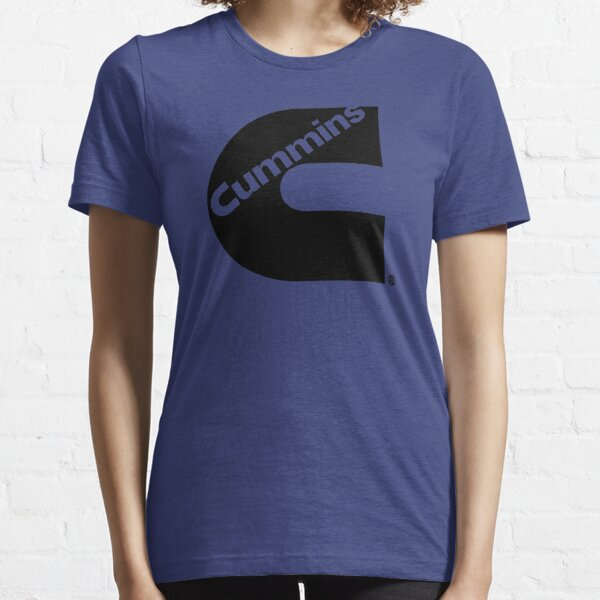 Cummins Truck Logo Black Essential T-Shirt