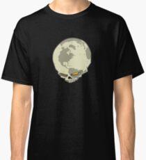planet skull Classic T-Shirt