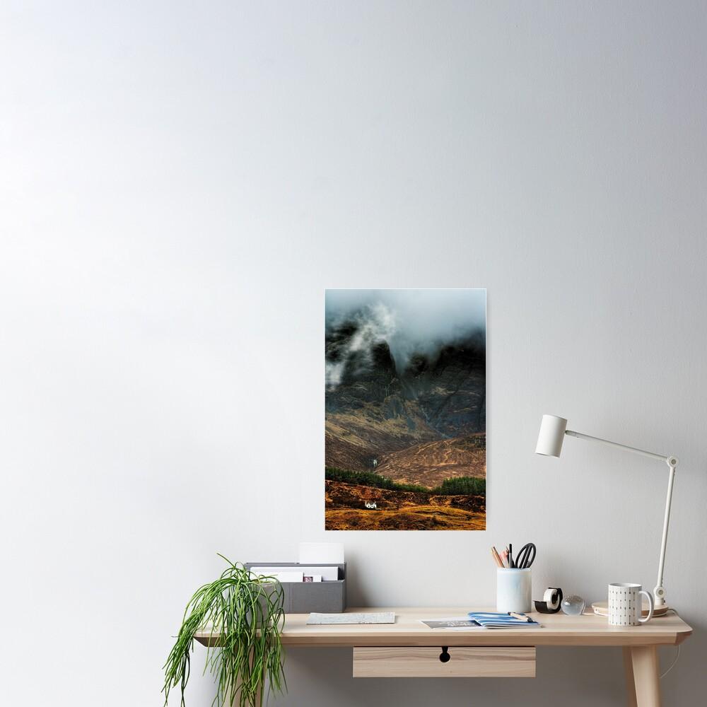 Misty Isle (3) Poster
