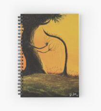 Magic Hour Spiral Notebook