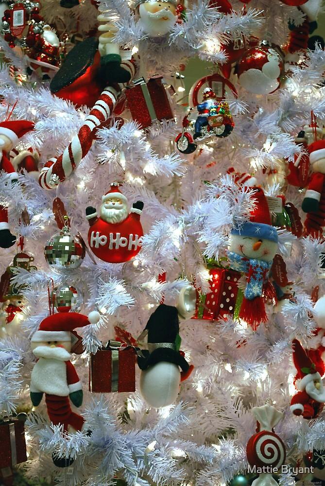 Christmas Explosion by Mattie Bryant