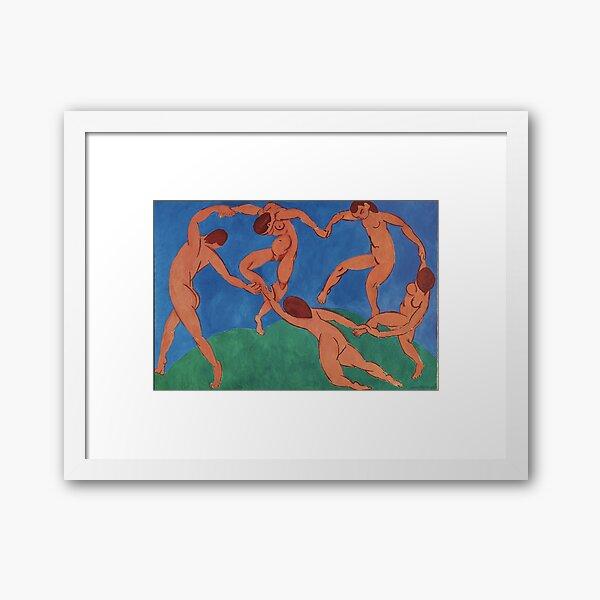 THE DANCE - HENRI MATISSE  Framed Art Print