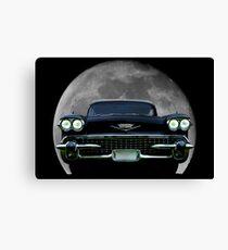 1958 Cadillac Eldorado Biarritz Convertable  Canvas Print