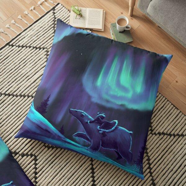 His Dark Materials - Fan Art Coussin de sol