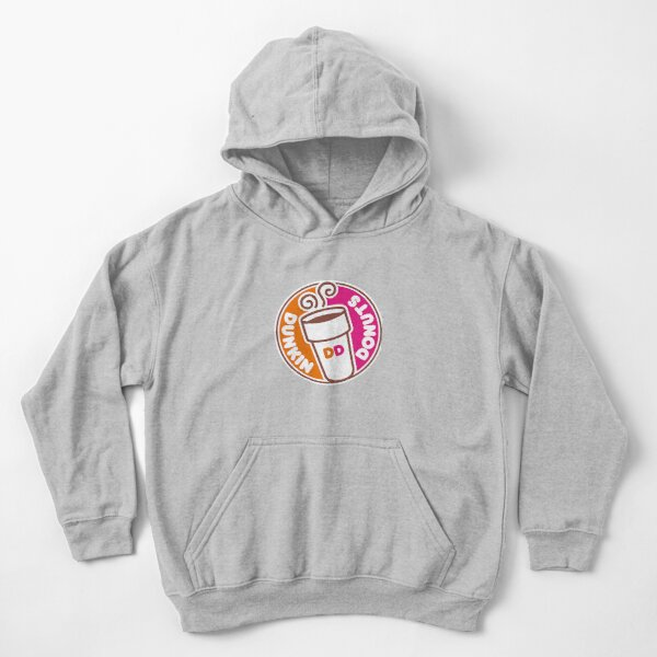 Dunkin Donuts  Kids Pullover Hoodie