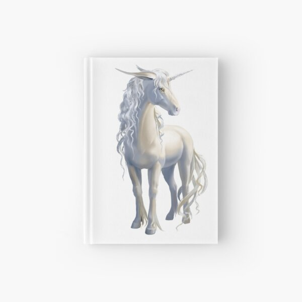 Hardcover Journal with Unicorn Hardcover Journal