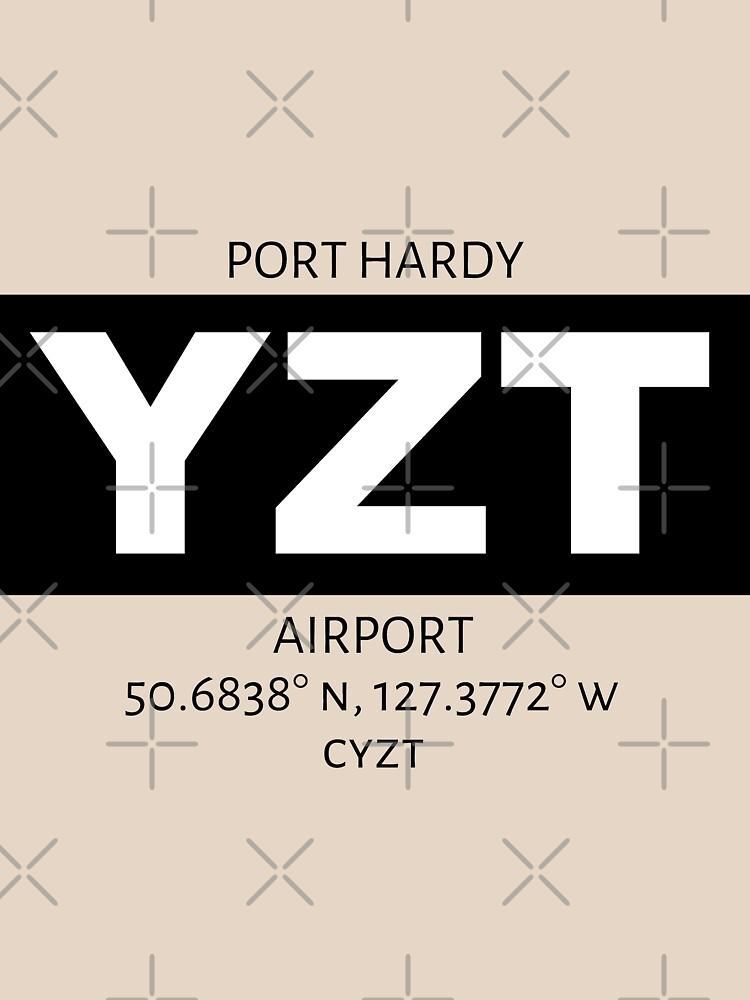 Port Hardy Airport YZT by AvGeekCentral