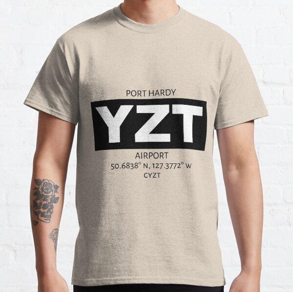 Port Hardy Airport YZT Classic T-Shirt