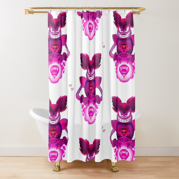 Spinel Shower Curtain