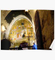 Porziuncola Chapel, Assisi Poster