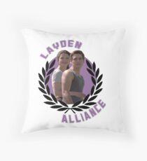Layden Alliance Throw Pillow
