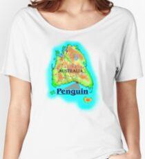 Penguin - Tasmania Women's Relaxed Fit T-Shirt