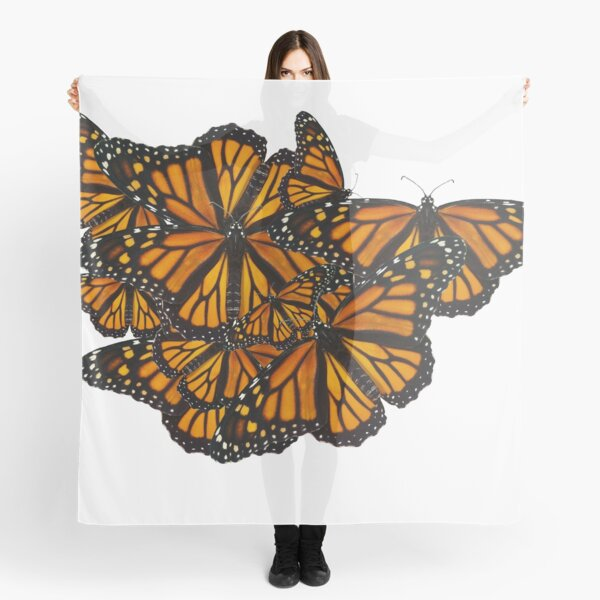 Monarch Butterflies - Friends I Scarf