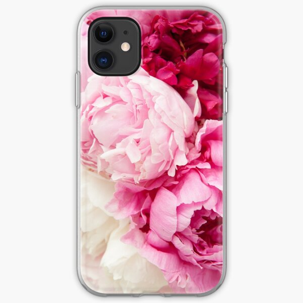 Riot of Pinks iPhone Soft Case