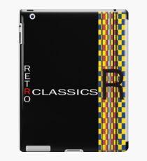 Retro Classics iPad Case/Skin