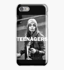 Teenagers iPhone Case/Skin