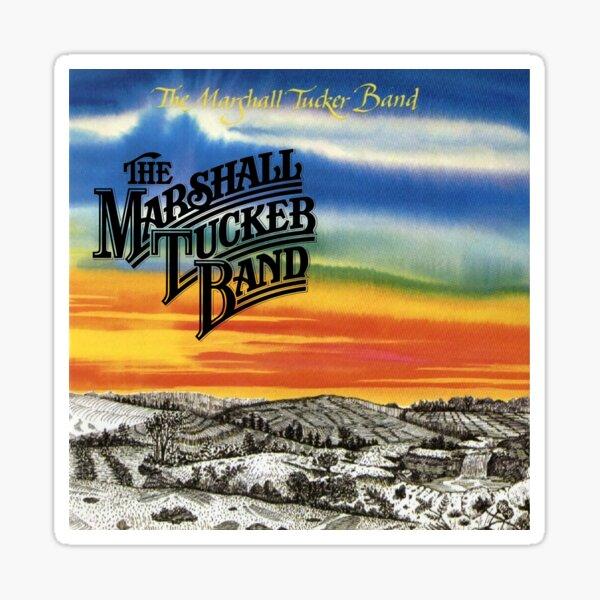 Marshall Tucker Band Vintage Decal Sticker Souvenir Skateboard Laptop