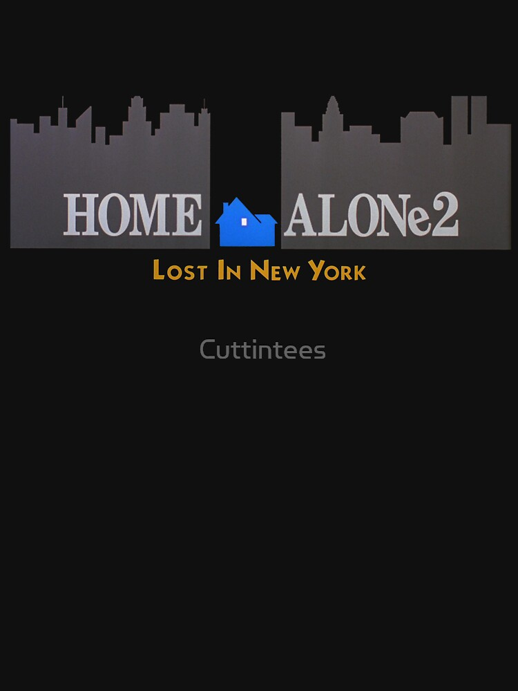 Home Alone 2 by Cuttintees