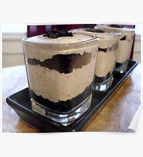 Cookies & Creme Dessert Shots Poster