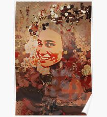 Portrait of Laura Poster