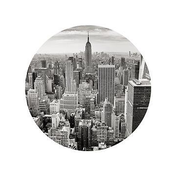 NY Cityscape de Orce