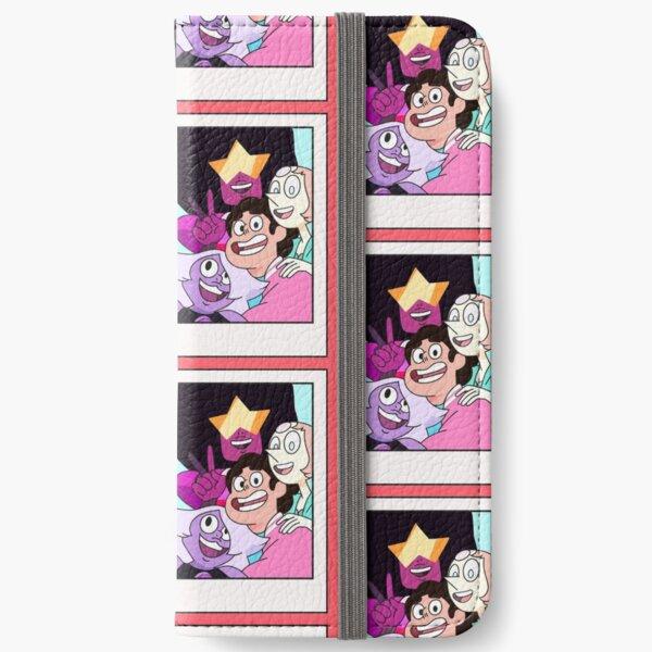 Crystal Gems iPhone Wallet