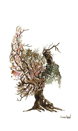 Little Tree 70 by Sean Seal