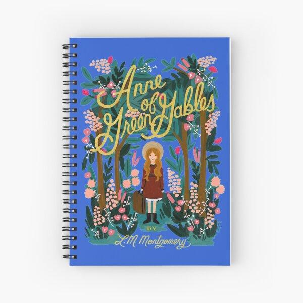 Anne of Green Gables  Spiral Notebook