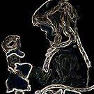 1900's Little Mom by Deborah Lazarus