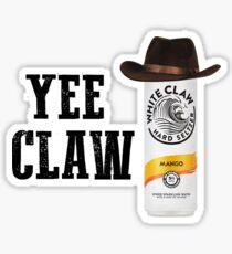 Yee Claw Sticker