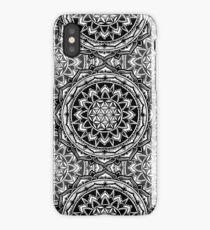 """Valeria"" Sacred Geometry Mandala iPhone Case"