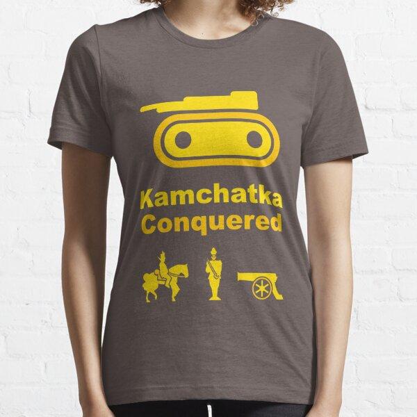 Risiko Kamchatka Yellow Essential T-Shirt