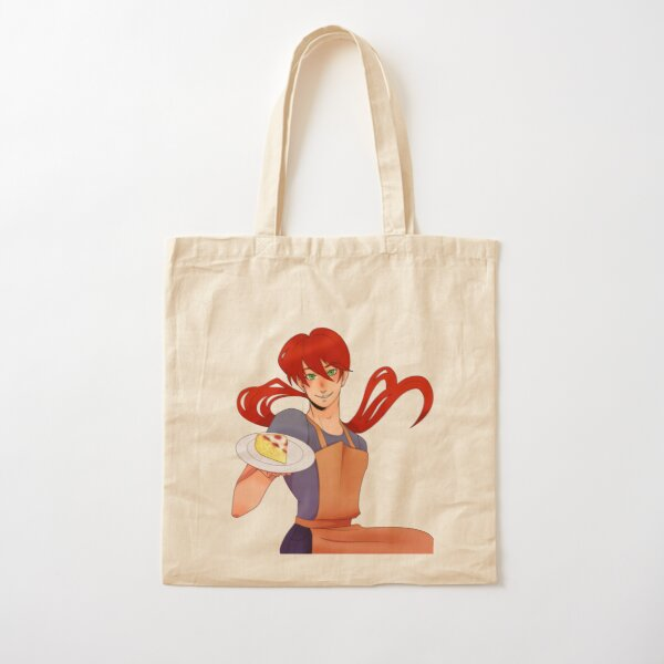 sweet service of Alec Cotton Tote Bag