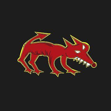 Hellbound Hellhound by newimagedepot