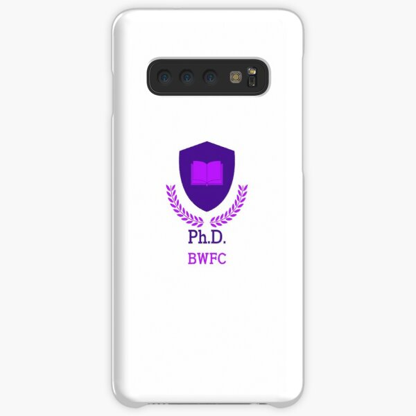 PhD BWFC Samsung Galaxy Snap Case