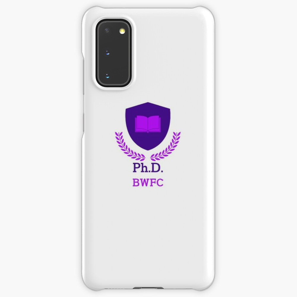 PhD BWFC Case & Skin for Samsung Galaxy