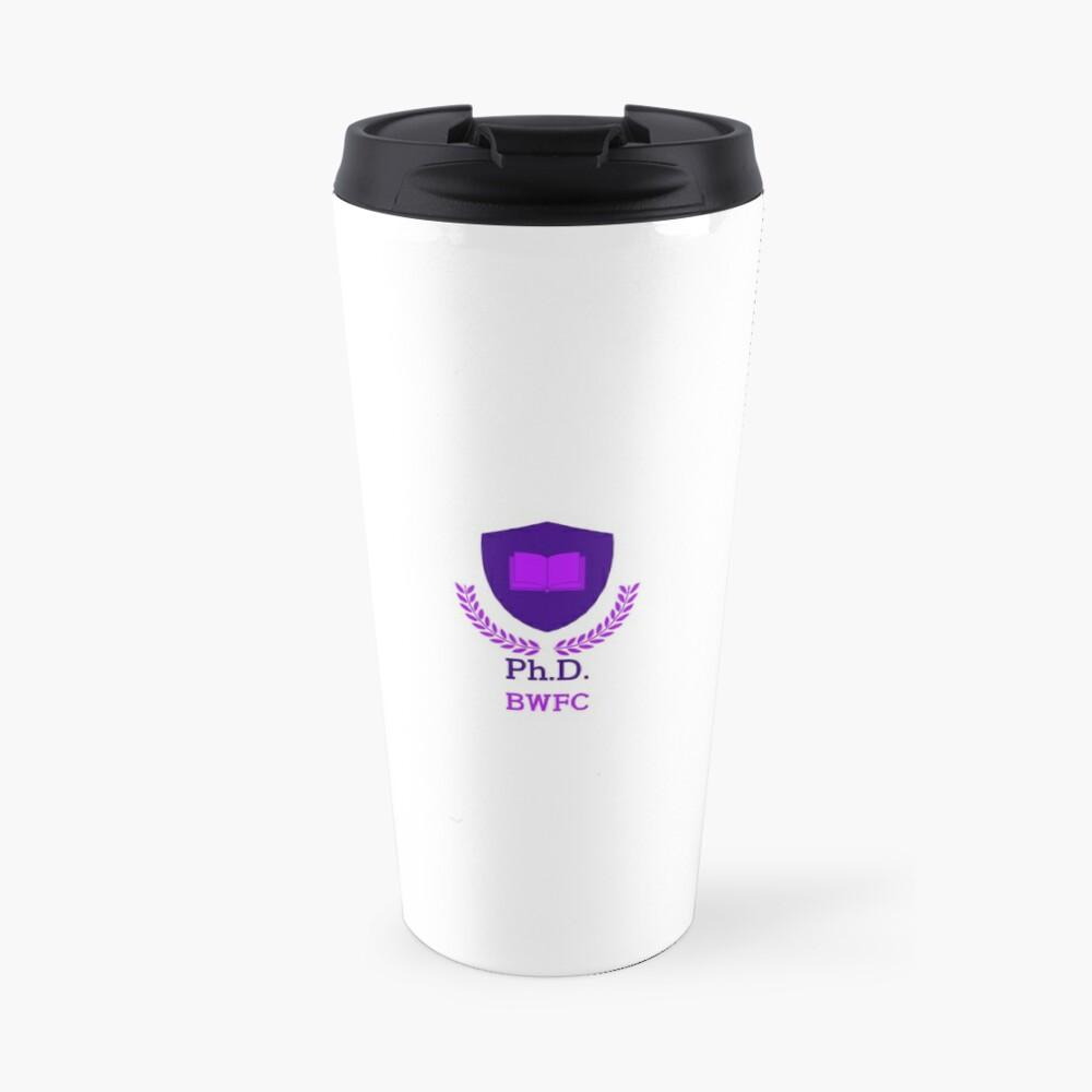 PhD BWFC Travel Mug
