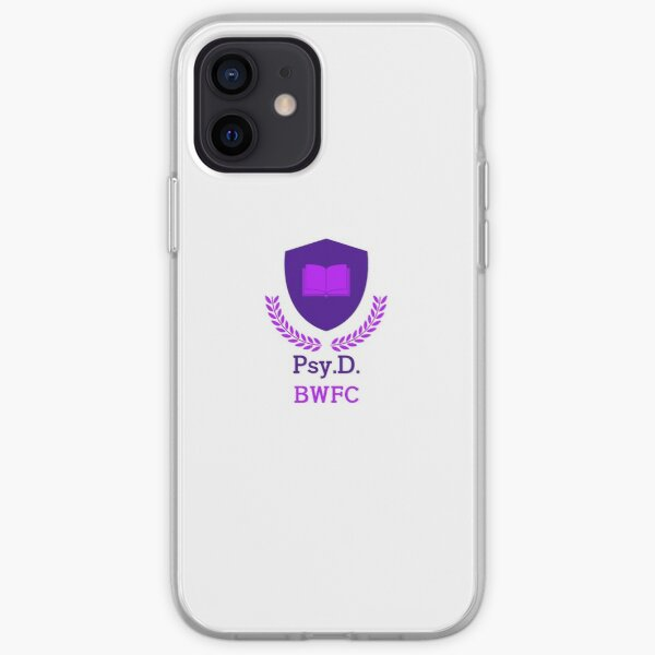 PsyD BWFC iPhone Soft Case