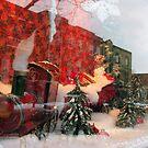 Christmas Choo choo ooo !!! by Carole Brunet