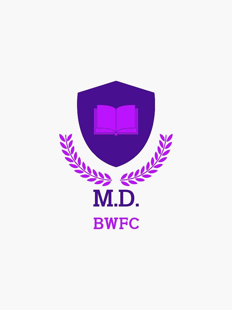 MD BWFC by bwfc