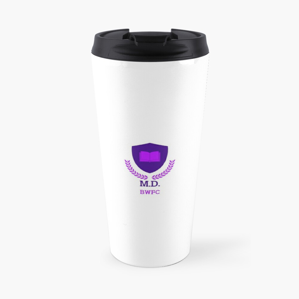 MD BWFC Travel Mug