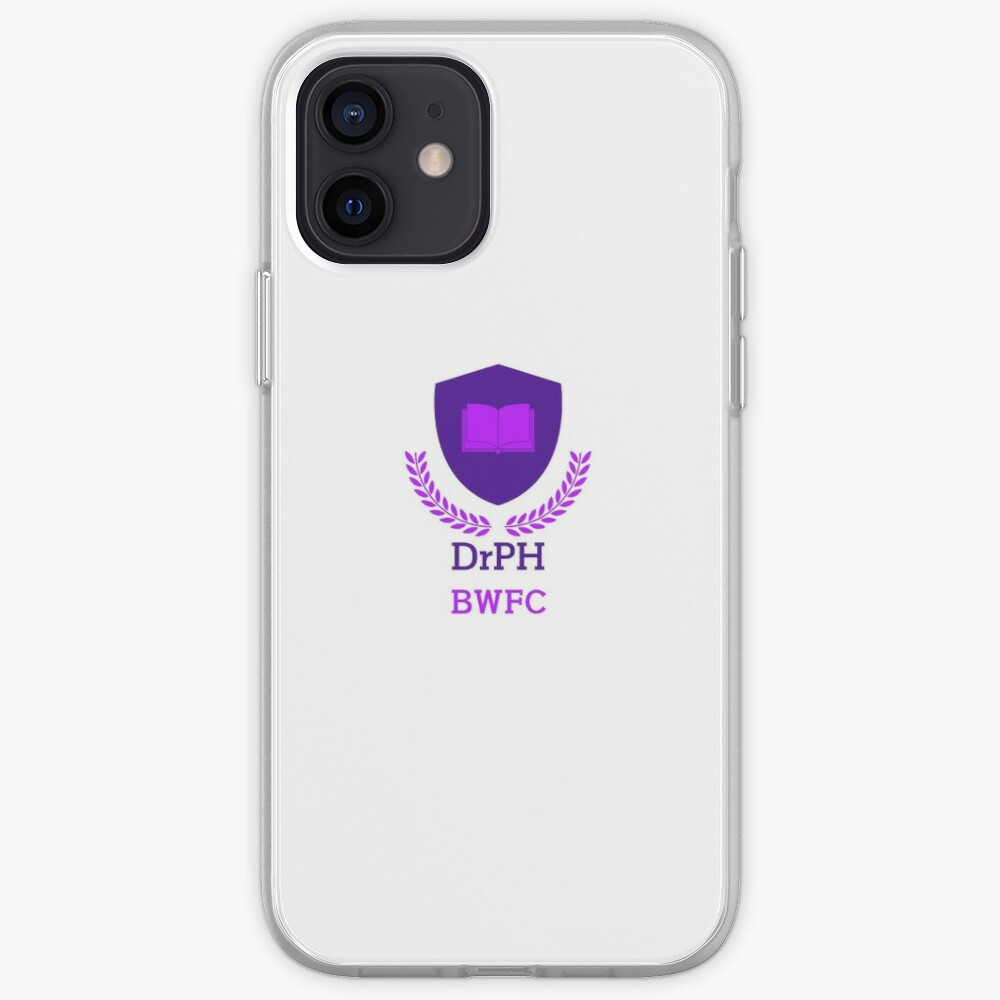 DrPH BWFC iPhone Case & Cover