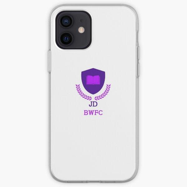 JD BWFC iPhone Soft Case