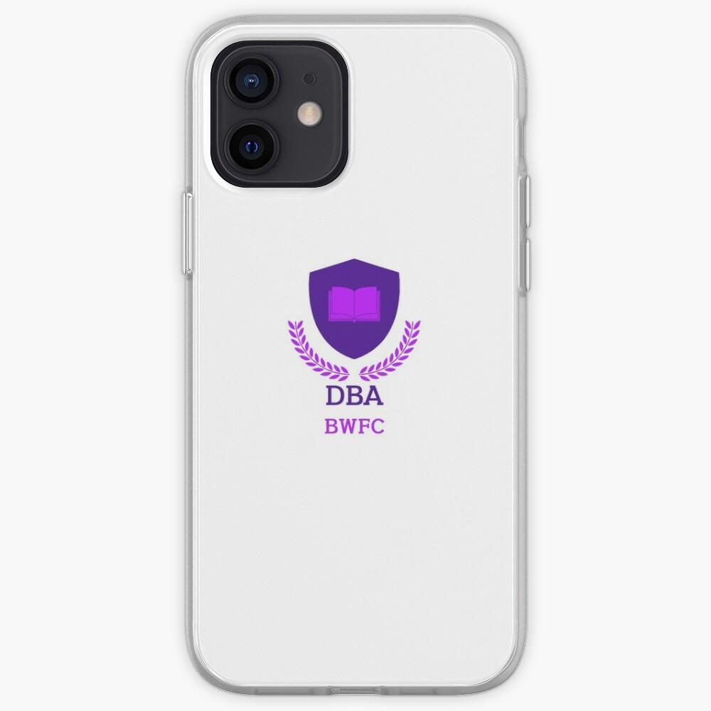 DBA BWFC iPhone Case & Cover