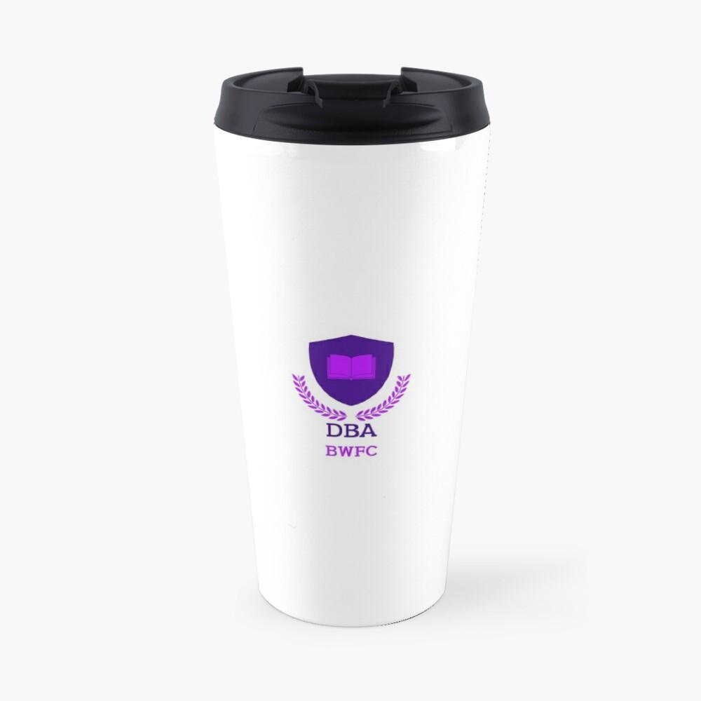 DBA BWFC Travel Mug