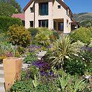 Garden, Banks Peninsula, Christchurch, NZ. by johnrf