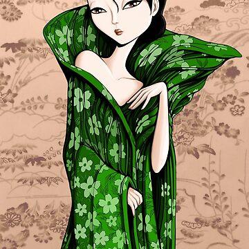 In Green. by SarahMaciocci